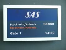 (2013-08-19) SAS fra Aalborg til Stockholm