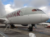 (2013-09-03) Første Dreamliner-rute til CPH