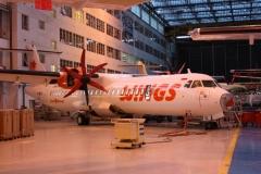 (2013-10-17) Besøg hos ATR Aircraft i Toulouse