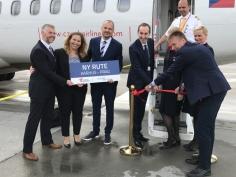 (2017-05-11) Czech Airlines til Aarhus Lufthavn
