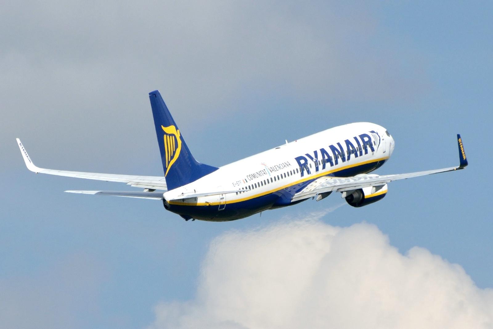 Ryanair Boeing 737-800 (Foto: Morten Lund Tiirikainen)
