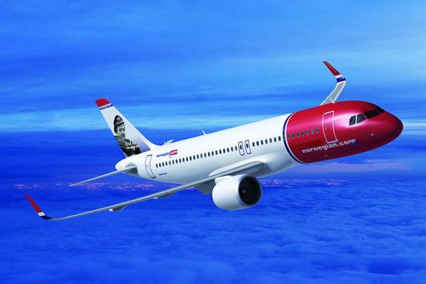 Norwegian – Airbus A320neo