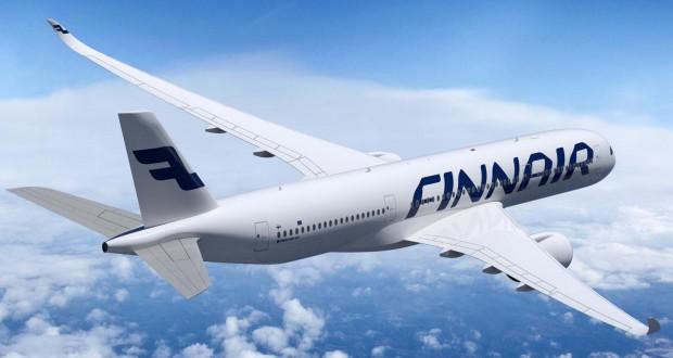 A350-900 XWB fra Finnair.