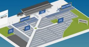 aalborg lufthavn parkering