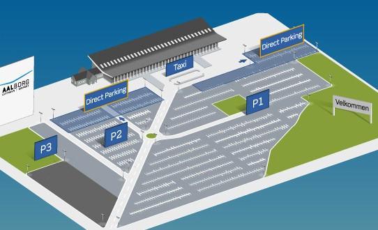ålborg lufthavn charter