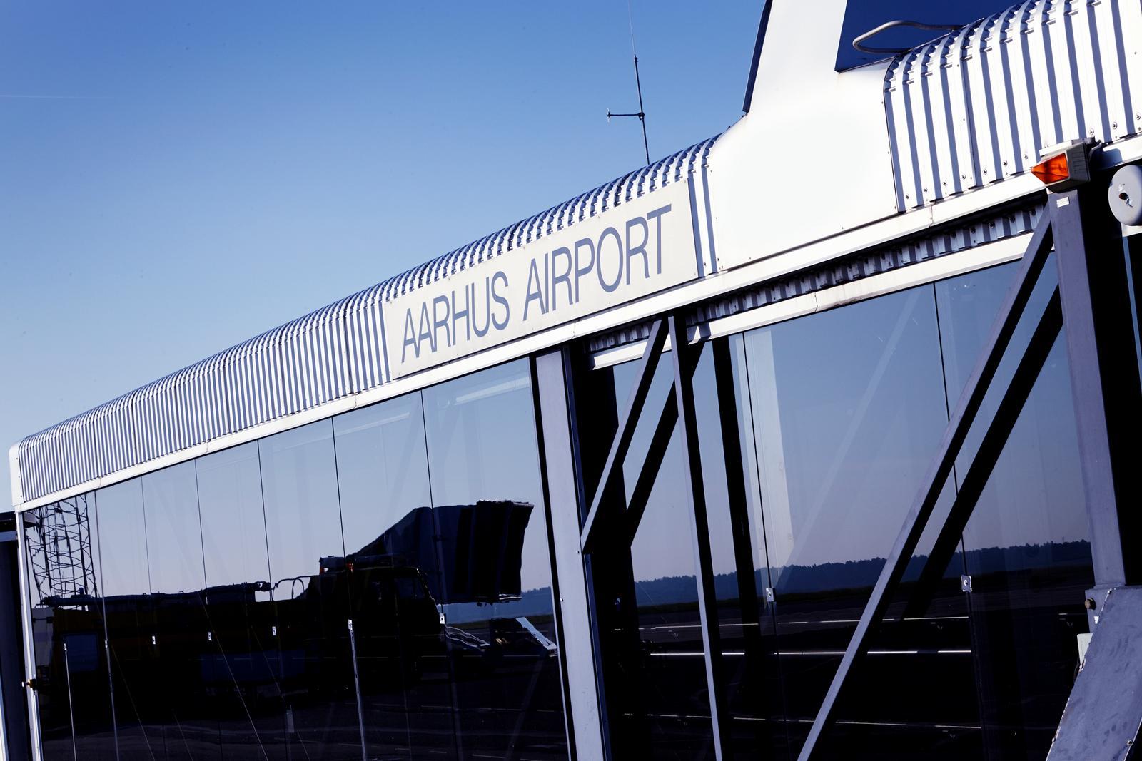 lufthavn adresse