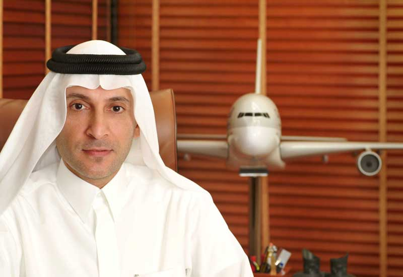 Akbar Al Baker, koncernchef hos Qatar Airways. (Foto: Qatar Airways)