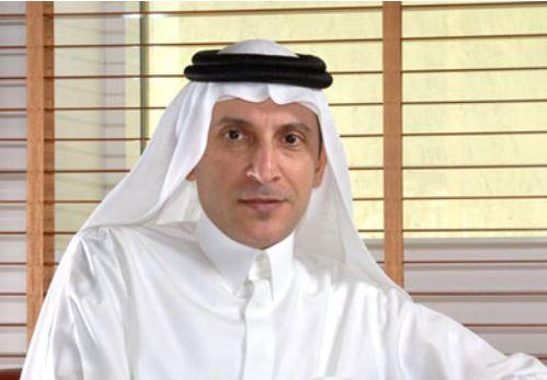 Akbar Al Baker, koncernchef for Qatar Airways, forudser, at selskabet får underskud i 2017.