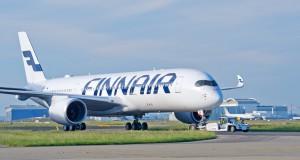 Finnair A350 Roll out