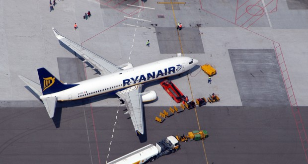 Ryanair genåbner Grækenland-rute fra Billund - CHECK-IN.dk