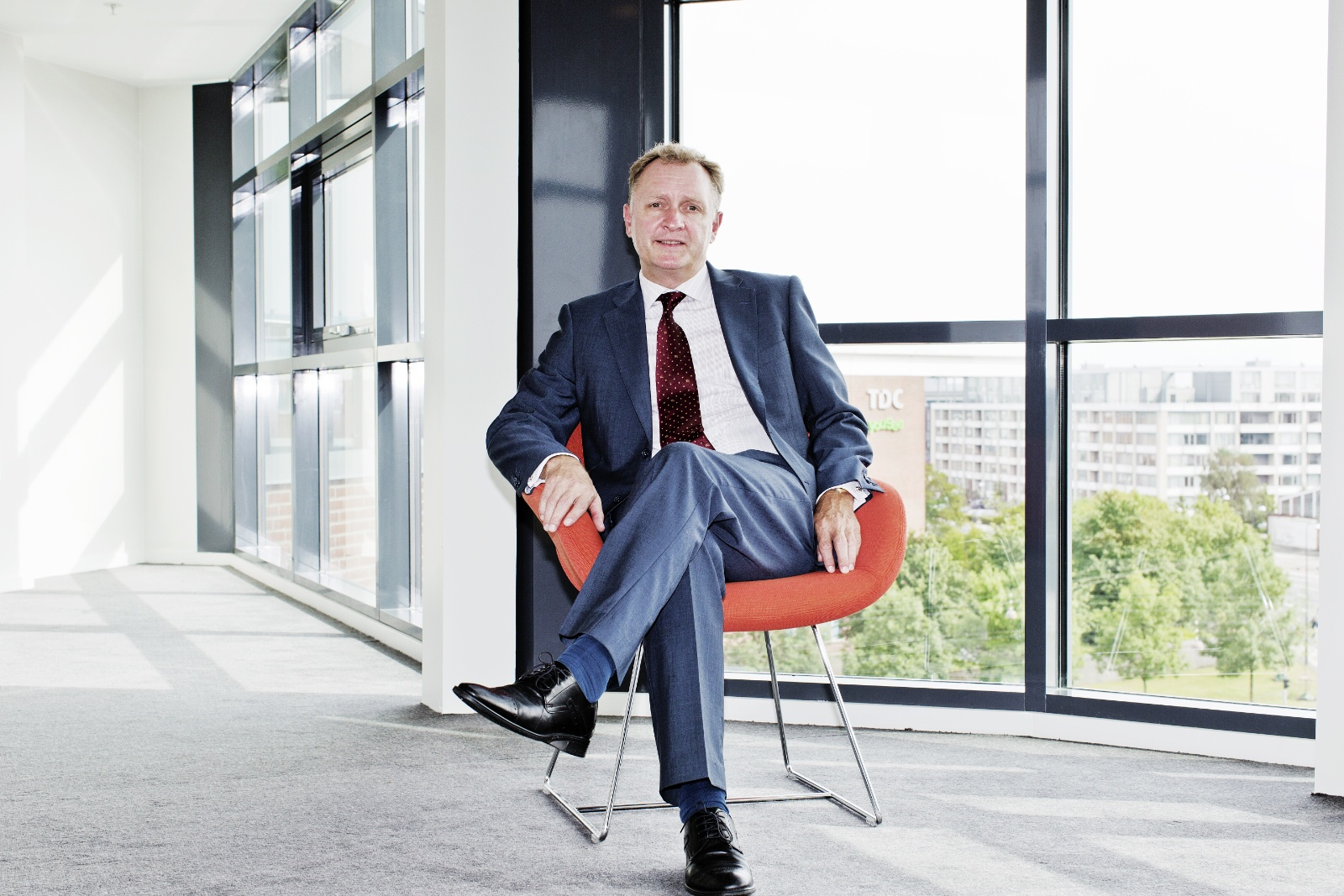 Carsten Dilling (Arkivfoto: Uffe Veng)