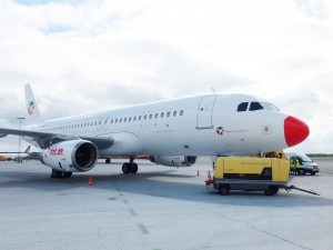 A320-200 fra DOT LT skal flyve for Norwegian.