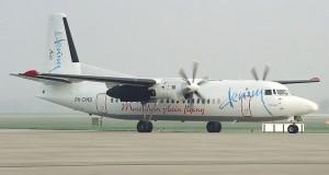 Denim Air Fokker 50