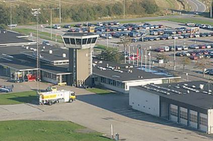 esbjerg lufthavn