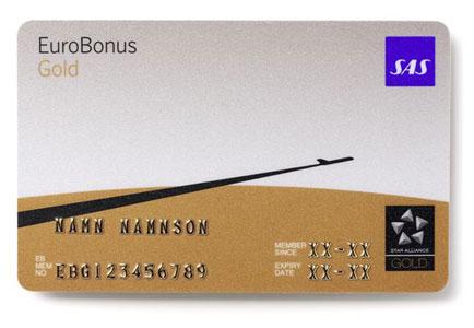 SAS EuroBonous Gold (Foto: SAS)