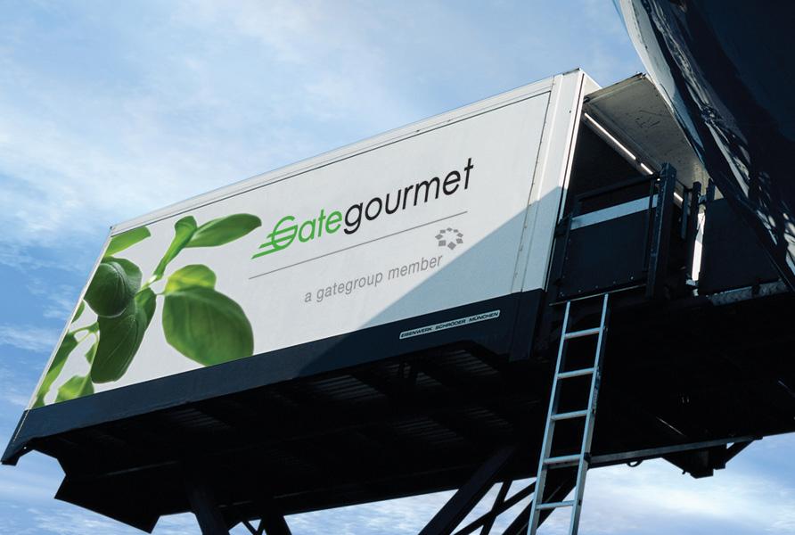Udvidet samarbejde mellem gategroup og Norwegian. Foto: Gate Gourmet.