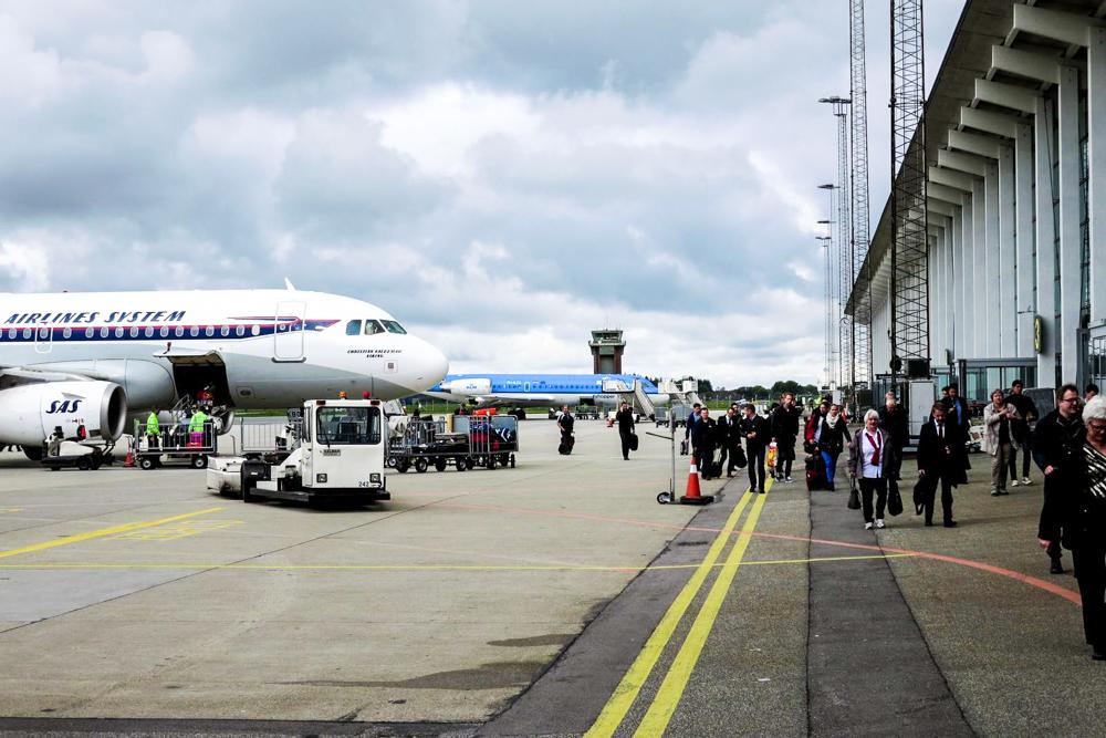 Aalborg Lufthavn (Arkivfoto: Morten Lund Tiirikainen)