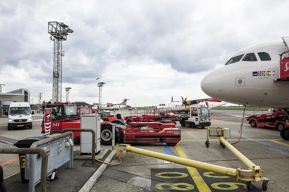 Københavns Lufthavn.  (Foto: Morten Lund Tiirikainen)
