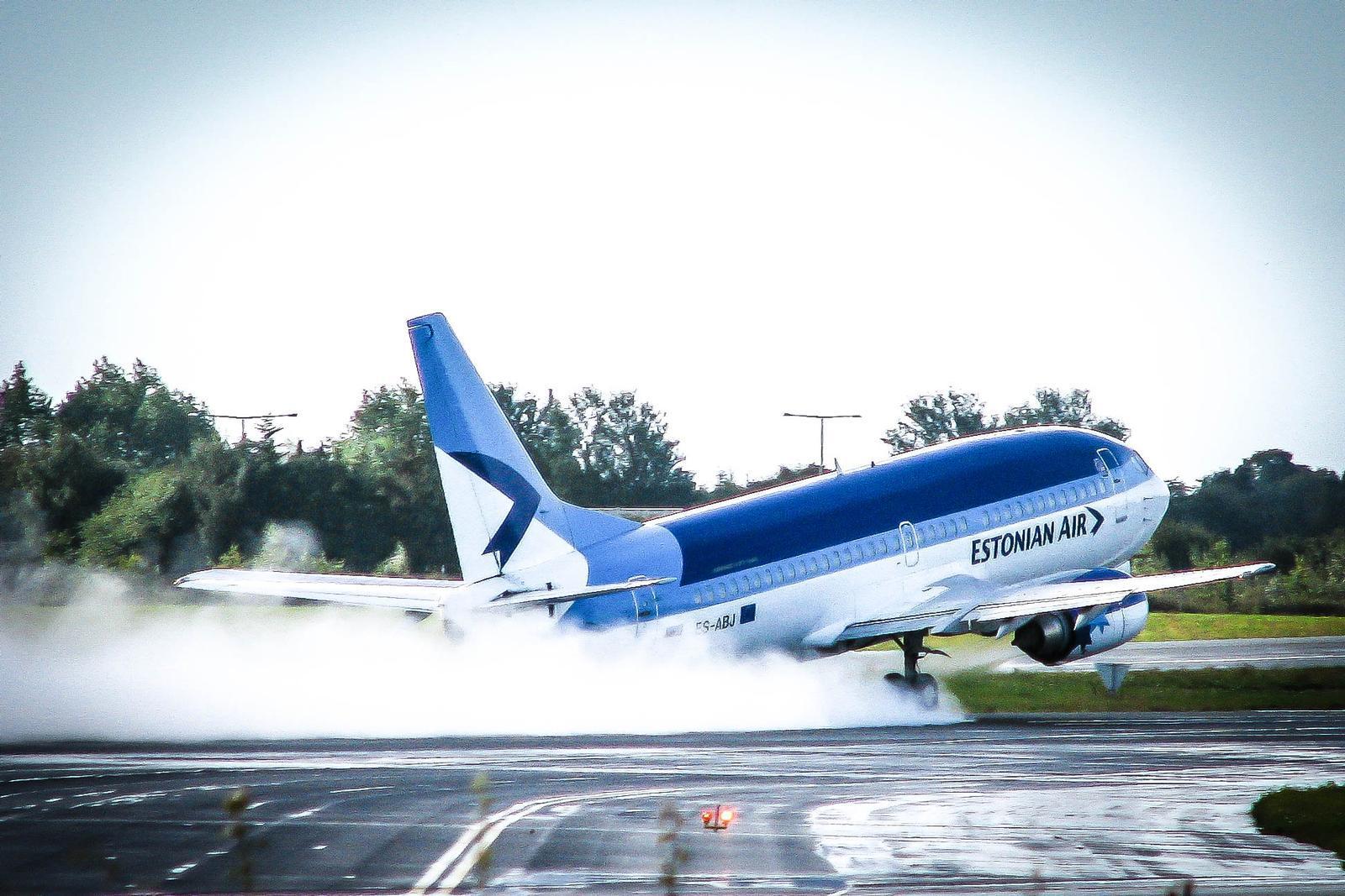 Maersk Air og SAS byggede Estonian op - CHECK-IN.dk
