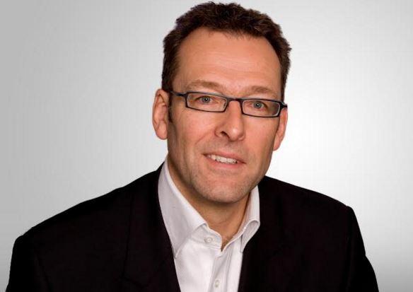 Frans Bjørn-Thygesen, direktør for Midtjyllands Lufthavn.