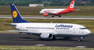 Lufthansa 737-300 DUS