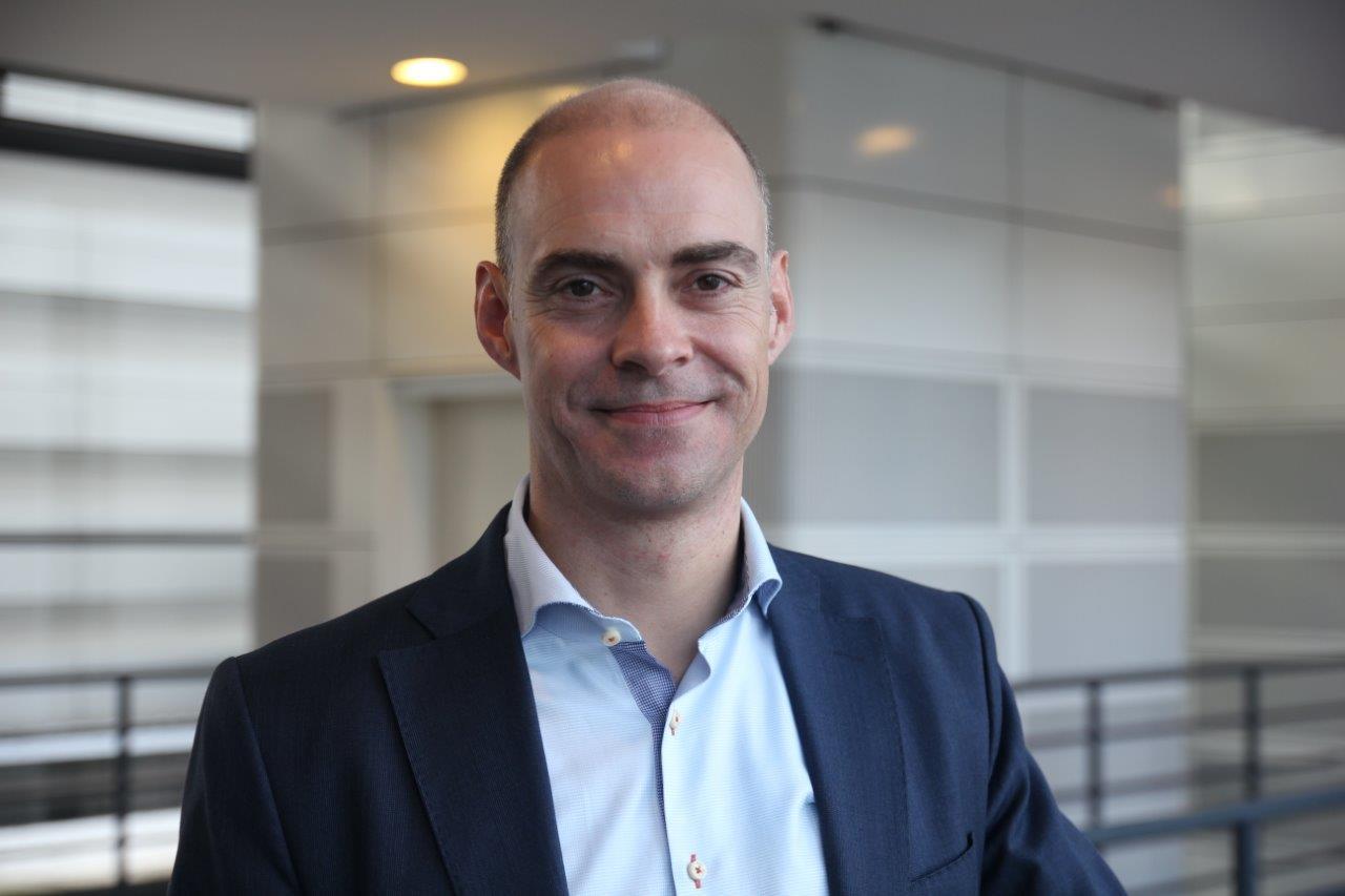 Morten Mortensen, ruteudviklingschef i Københavns Lufthavn. (Foto: Københavns Lufthavne)