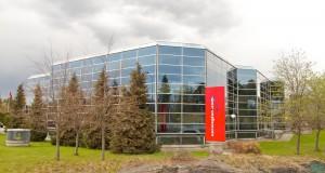 """Norwegians nuværende hovedkontor, """"Diamanten""""."""