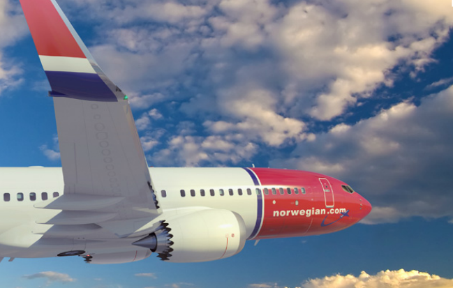 Boeing 737 MAX (Foto: Boeing)