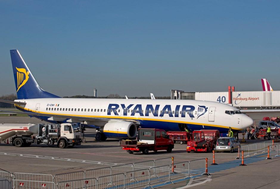 Ryanair udvider i Hamborg - CHECK-IN.dk