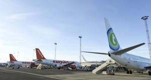 Lavprisflyselskaber i CPH Go. (Foto: Ernst Tobisch/CPH)