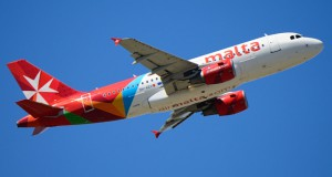 A319 fra Air Malta (Foto: B767Muck/Wikipedia)