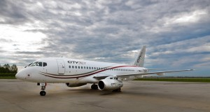 Sukhoi Superjet SSJ100 (Foto: CityJet)