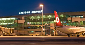 Istanbul Atatürk Airport.