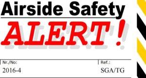 Airside Safety Alert