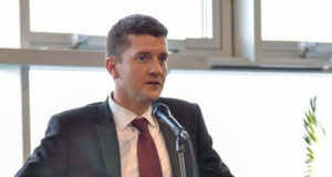Jákup Sverri Kass, administrerende direktør i Vagar Lufthavn. (Foto: Morten Lund Madsen)