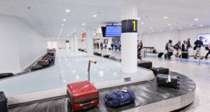 Københavns Lufthavn vil gøre bagagebånd 1 og 2 længere. Foto: Ernst Tobisch