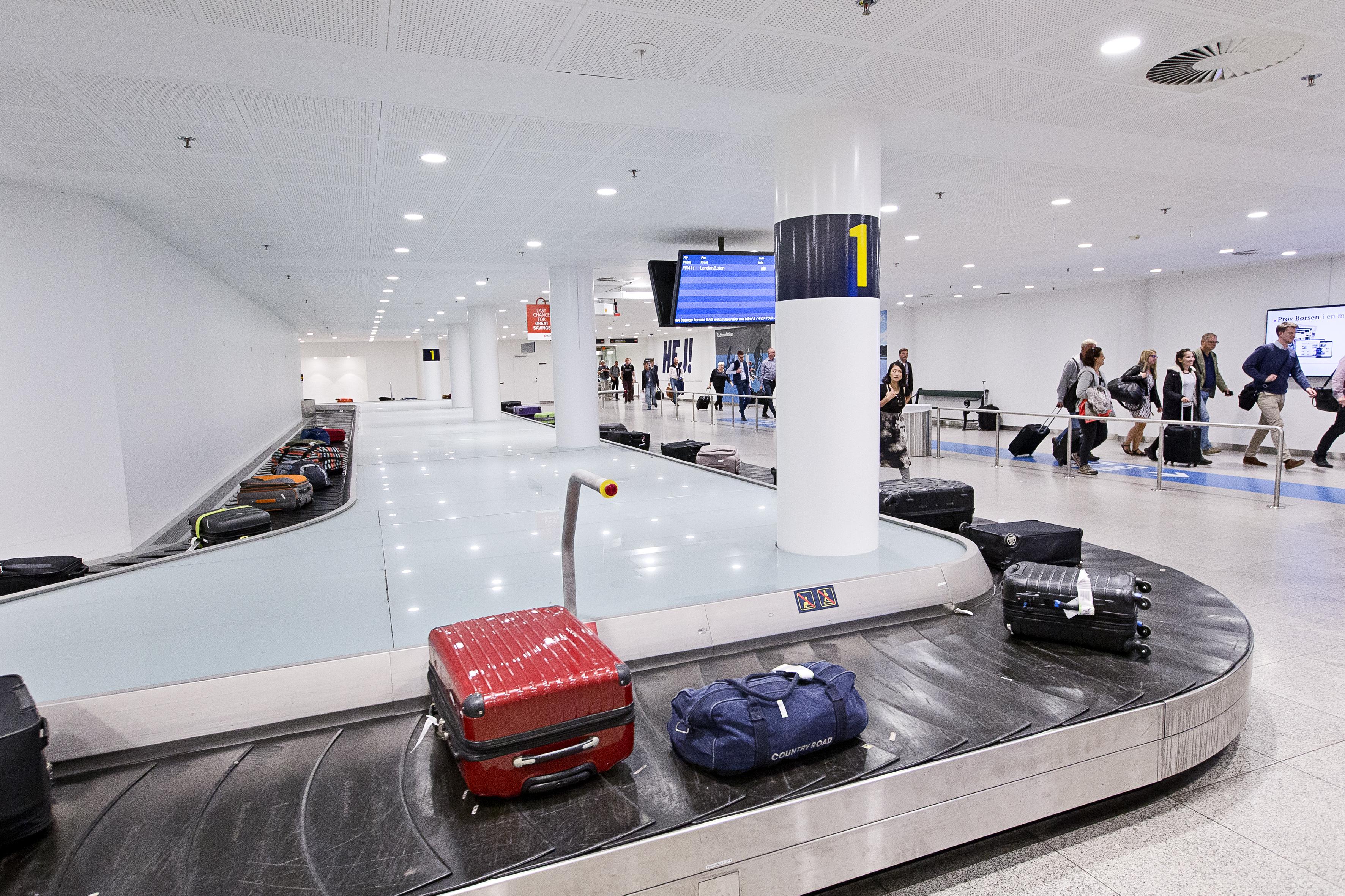 kastrup lufthavn information kontakt