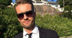 Didrik Fjeldstad er ny direktør for brand og markedføring hos SAS. (Privatfoto)