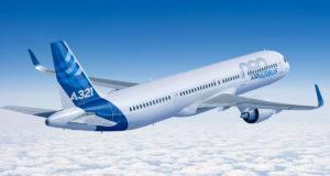 SAS overvejer A321 i den særlige LR-version. (Foto: Airbus)