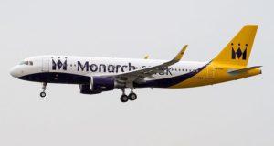 Monarch Airlines A320-200. (Foto: Fabrizio Berni / Wikipedia)