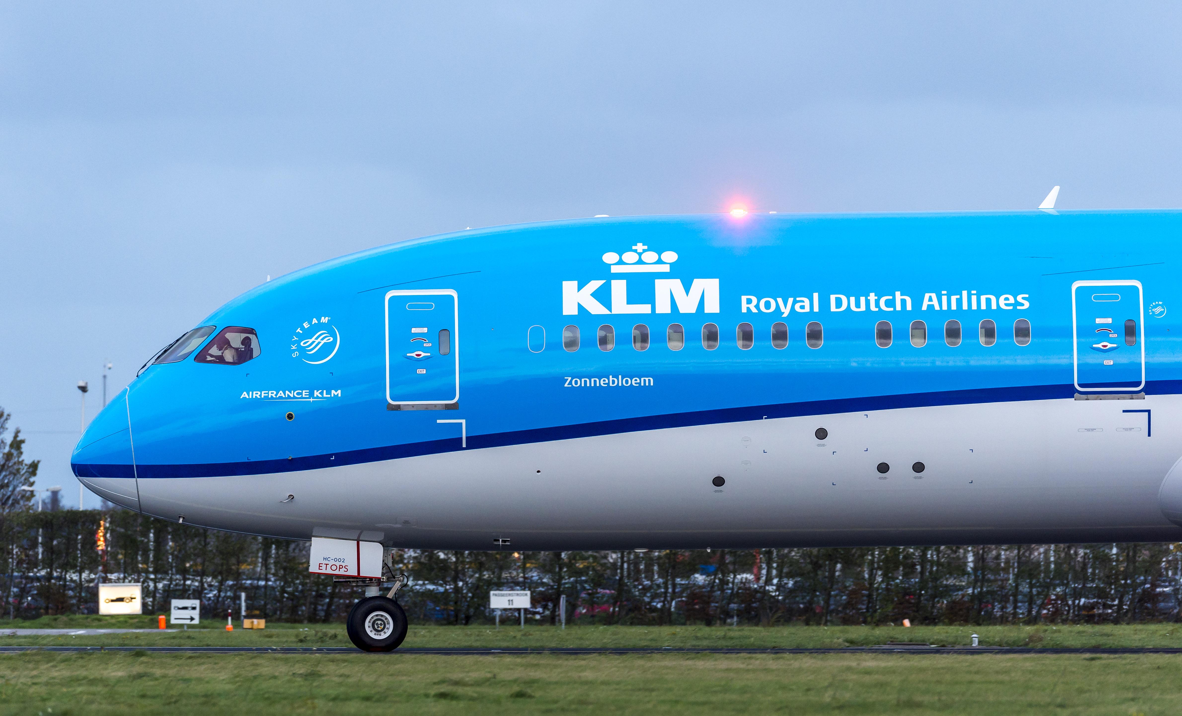Boeing 787-9 Dreamliner. (Foto: KLM)