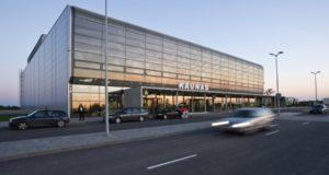 Kaunas Airport. (Foto: Kaunas Airport)