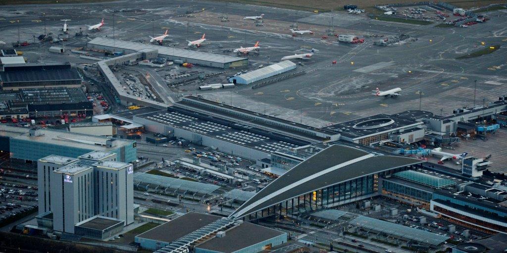 Aftagende vækst i Københavns Lufthavn - CHECK-IN.dk