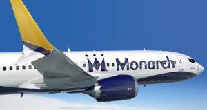 Monarch har bestilt 30 Boeing 737MAX 8.