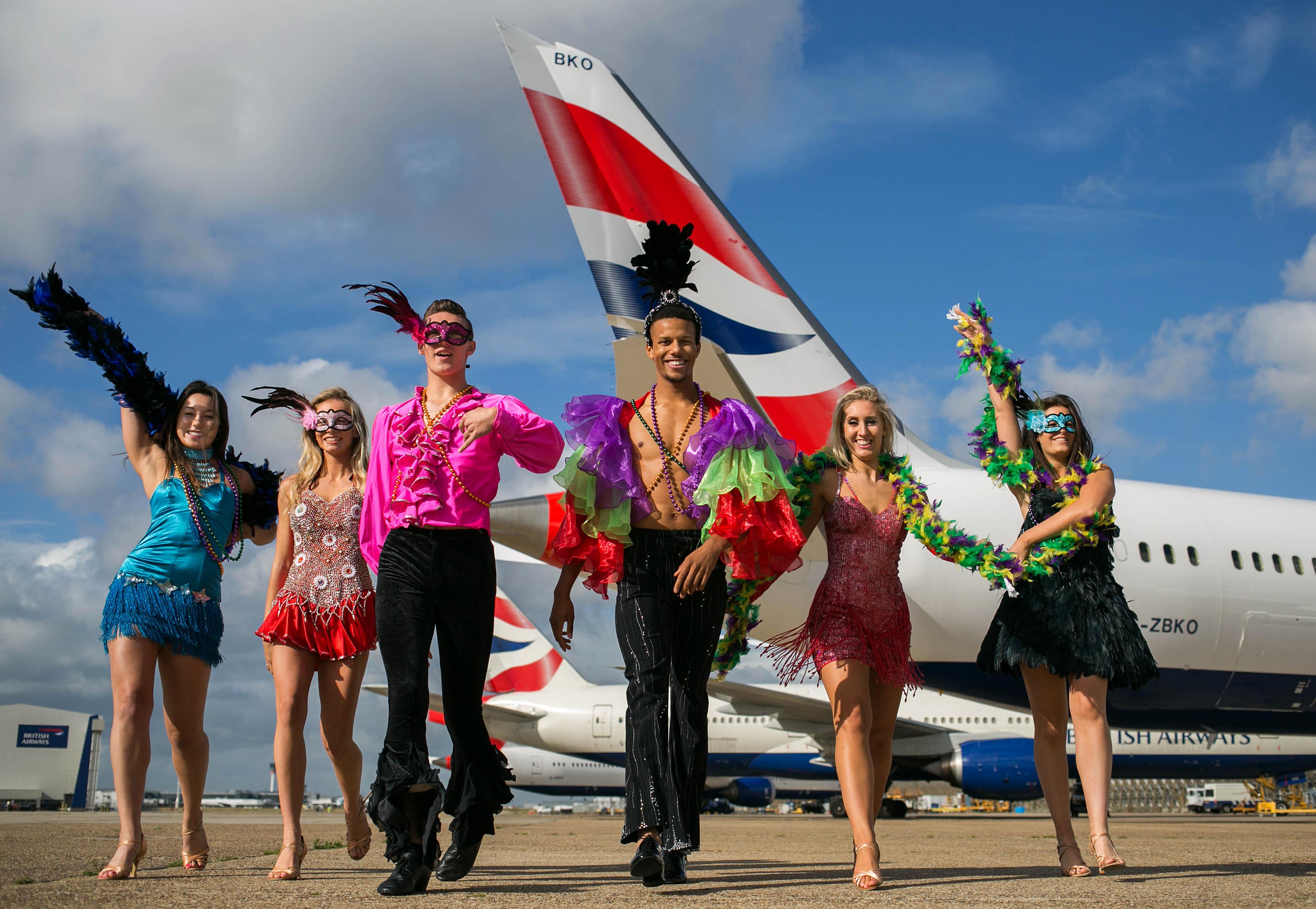 Præsentation af den nye British Airways-rute til New Orleans. (Foto: British Airways)