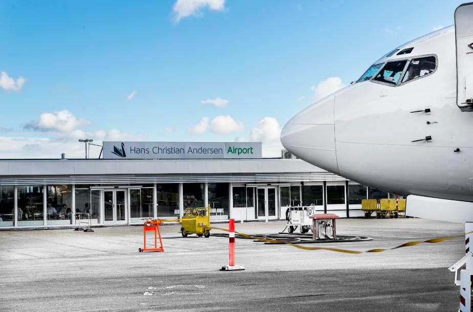 Odense Lufthavn | HCA Airport. (Foto: HCA Airport/PR)