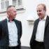 Lars Engmose (t.v.) og Søren Lund stå bag SAVE Travel Management.