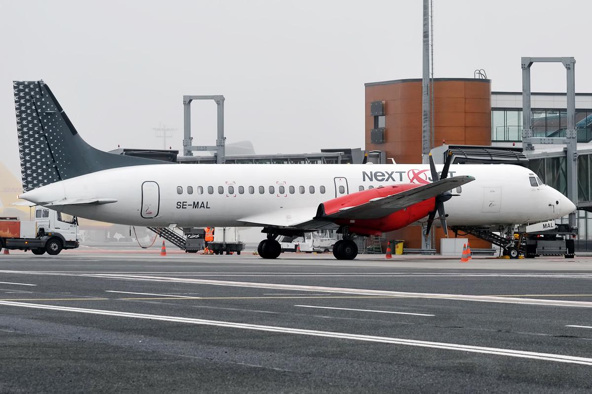 British Aerospace BAe ATP fra NextJet. (Foto: Anna Zvereva / Wikimedia Commons)
