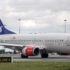 Boeing 737-fly fra SAS i Dublin Airport. (Foto: DUB)