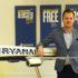 Nikolaj Krogsgaard Thomsen, salgs- og marketingansvarlig hos Ryanair i Norden og Baltikum. (Foto: Ryanair)